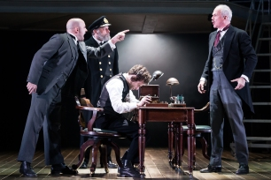 Titanic the Musical Review - Theatress Theatre Blog 6