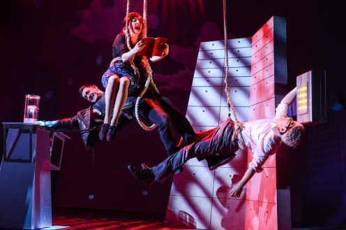 REVIEW The Comedy about a Bank Robbery UK Tour - Theatress Theatre Blog 5