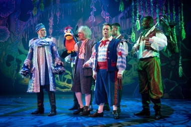 Peter Pan Pantomime Review - Northampton - Theatress Theatre Blog