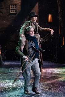 RSC A Christmas Carol Review - Theatress Theatre Blog 2