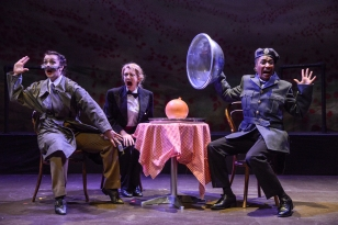 Over the Top - Belgrade Theatre Coventry - Review Theatress Blog 2
