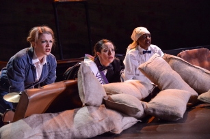 Over the Top - Belgrade Theatre Coventry - Review Theatress Blog 3