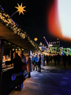 Winter Wonderland London - Travel Blog - Theatress 1