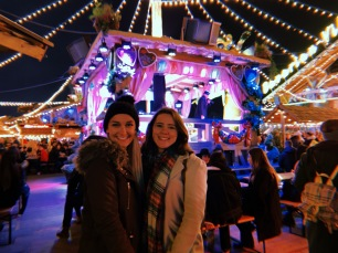 Winter Wonderland London - Travel Blog - Theatress 4