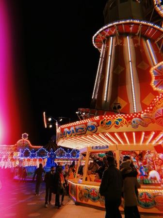 Winter Wonderland London - Travel Blog - Theatress 5