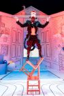 the cat in the hat uk tour review - theatress blog