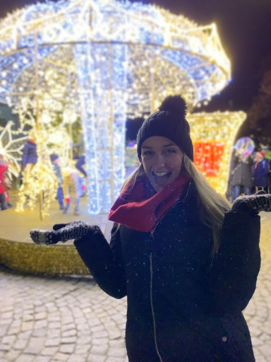 warsaw christmas markets - travel blog - theatress 11