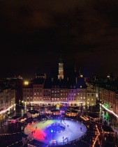 warsaw christmas markets - travel blog - theatress 33