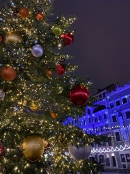 warsaw christmas markets - travel blog - theatress 6