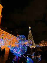 warsaw christmas markets - travel blog - theatress 8