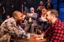 Come From Away London - Review - Theatress Theatre Blog 1