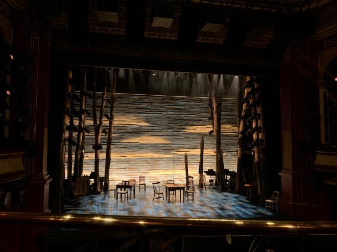 Come From Away London - Where to sit at Phoenix Theatre - Theatress Blog