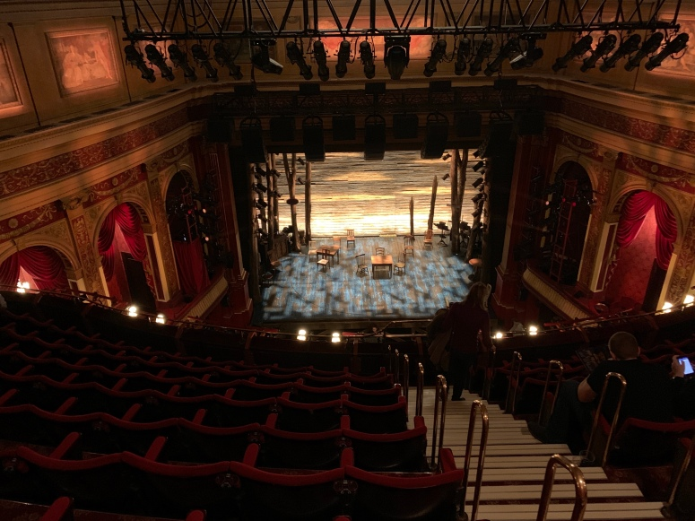 Come From Away London - Where to sit at Phoenix Theatre - Theatress Blog 2