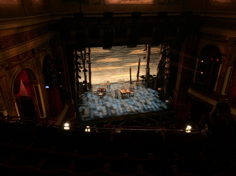 Come From Away London - Where to sit at Phoenix Theatre - Theatress Blog 3