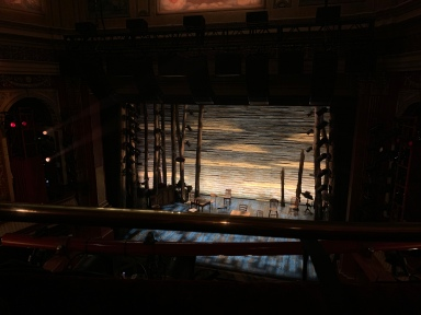 Come From Away London - Where to sit at Phoenix Theatre - Theatress Blog 6