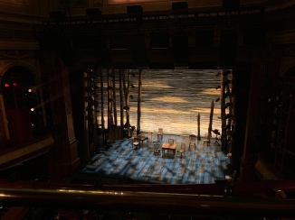 Come From Away London - Where to sit at Phoenix Theatre - Theatress Blog 7