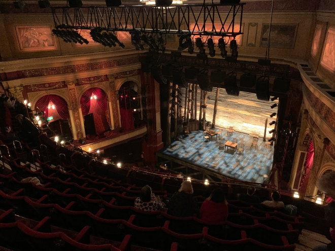 Come From Away London - Where to sit at Phoenix Theatre - Theatress Blog 9