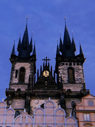 Prague - Travel Blog - Theatress 15