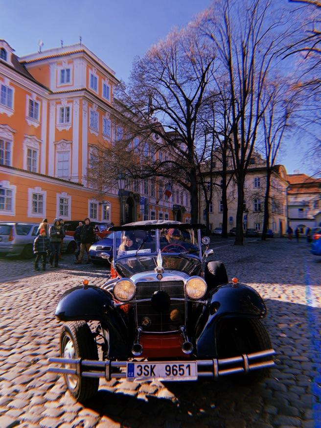 Prague - Travel Blog - Theatress 36