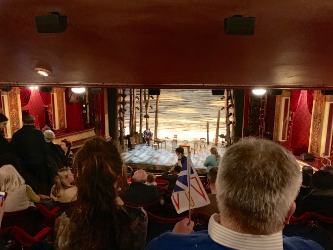 Where to sit at Come From Away, London – Phoenix Theatre - Theatress Blog