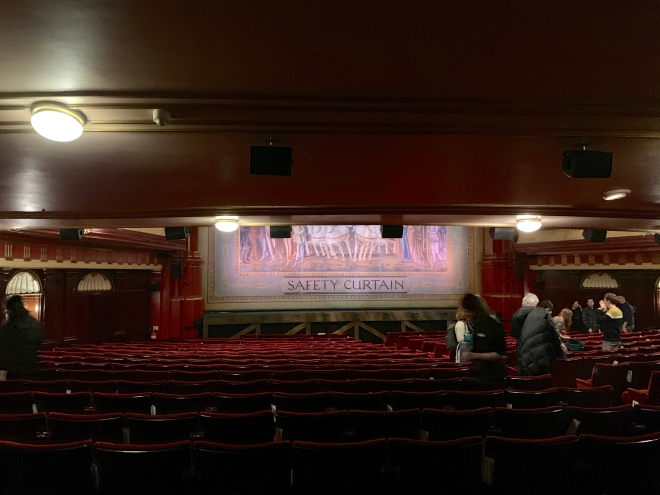 Where to sit at Come From Away, London – Phoenix Theatre - Theatress Blog 6
