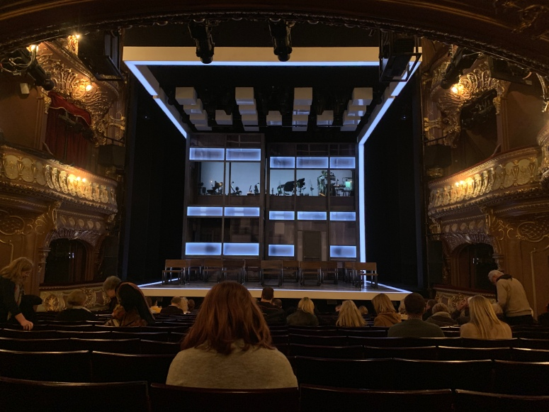 Where to sit at Everybody's Talking about Jamie, London - Apollo Theatre - Theatress Blog 1