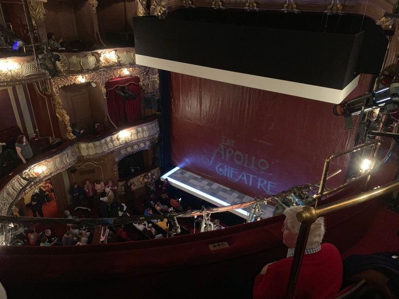 Where to sit at Everybody's Talking about Jamie, London - Apollo Theatre - Theatress Blog 10