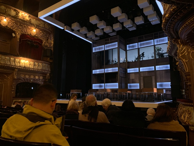 Where to sit at Everybody's Talking about Jamie, London - Apollo Theatre - Theatress Blog 4