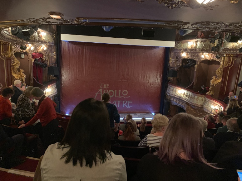 Where to sit at Everybody's Talking about Jamie, London - Apollo Theatre - Theatress Blog 5