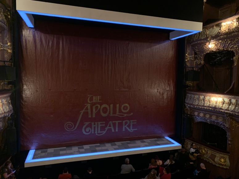 Where to sit at Everybody's Talking about Jamie, London - Apollo Theatre - Theatress Blog 6