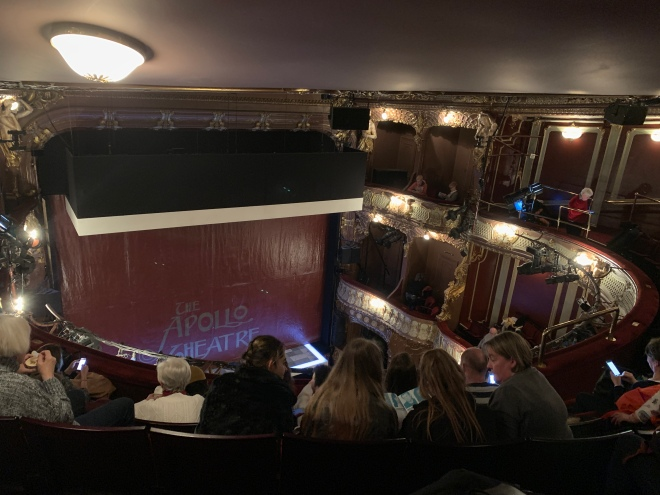 Where to sit at Everybody's Talking about Jamie, London - Apollo Theatre - Theatress Blog 7