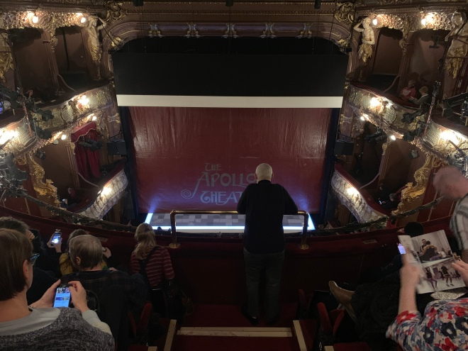 Where to sit at Everybody's Talking about Jamie, London - Apollo Theatre - Theatress Blog 8