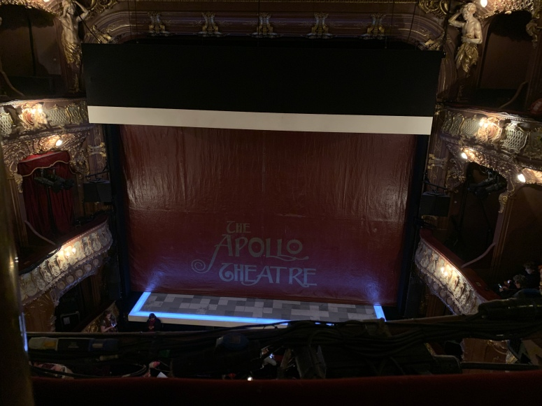Where to sit at Everybody's Talking about Jamie, London - Apollo Theatre - Theatress Blog 9