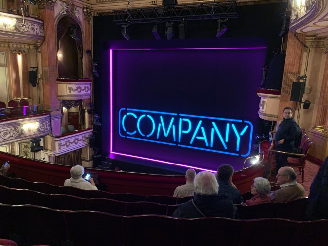 Where to sit Gielgud Theatre - View from seat - Theatress Theatre 2