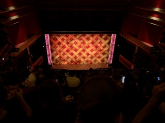 Where to sit - View from seat - Waitress - Adelphi Theatre London - Theatress Blog 21