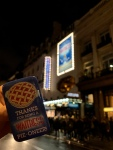 Where to sit – View from seat – Waitress – Adelphi Theatre London – Theatress Blog 22