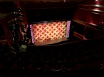 Where to sit – View from seat – Waitress – Adelphi Theatre London – Theatress Blog