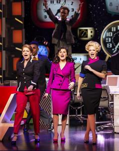 Review 9 to 5 the musical London - Theatress