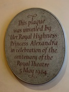 Royal and Derngate Theatre Northampton Backstage Tour - Behind the Curtain - Theatress 1