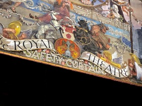 Royal and Derngate Theatre Northampton Backstage Tour - Behind the Curtain - Theatress 10