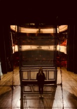 Royal and Derngate Theatre Northampton Backstage Tour - Behind the Curtain - Theatress 14