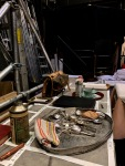 Royal and Derngate Theatre Northampton Backstage Tour – Behind the Curtain – Theatress 16