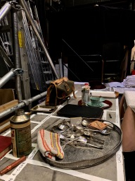 Royal and Derngate Theatre Northampton Backstage Tour - Behind the Curtain - Theatress 16
