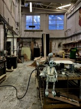 Royal and Derngate Theatre Northampton Backstage Tour - Behind the Curtain - Theatress 20