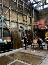 Royal and Derngate Theatre Northampton Backstage Tour - Behind the Curtain - Theatress 25