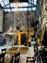 Royal and Derngate Theatre Northampton Backstage Tour - Behind the Curtain - Theatress 29