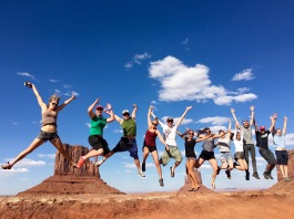 Trek America Review - Mountain Trail - Theatress - Travel Blog 103