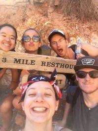 Trek America Review - Mountain Trail - Theatress - Travel Blog 106