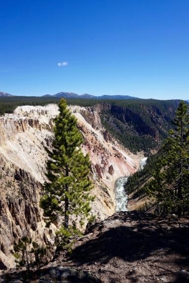 Trek America Review - Mountain Trail - Theatress - Travel Blog 18