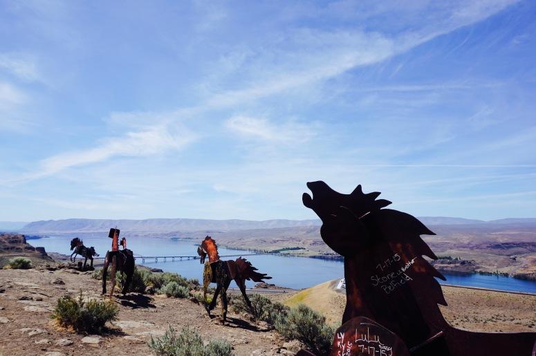 Trek America Review - Mountain Trail - Theatress - Travel Blog 6